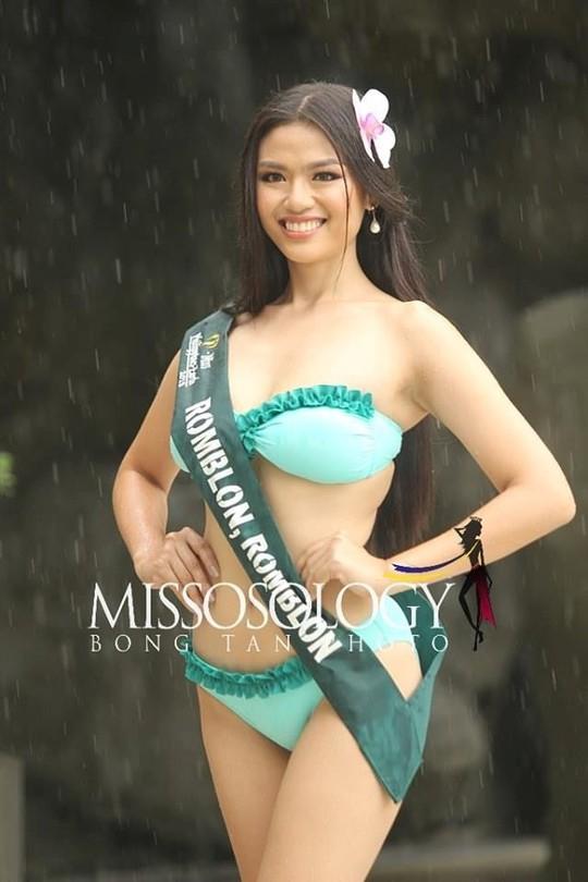 Nhan sắc gây thất vọng của dàn thí sinh Hoa hậu Trái Đất Philippines - Ảnh 3.