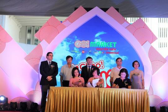 Ông chủ Big C ra mắt thương hiệu bán lẻ mới tại Việt Nam - Ảnh 1.