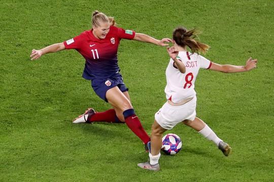 Thắng Na Uy 3 sao, tuyển Anh vào bán kết World Cup nữ 2019 - Ảnh 3.