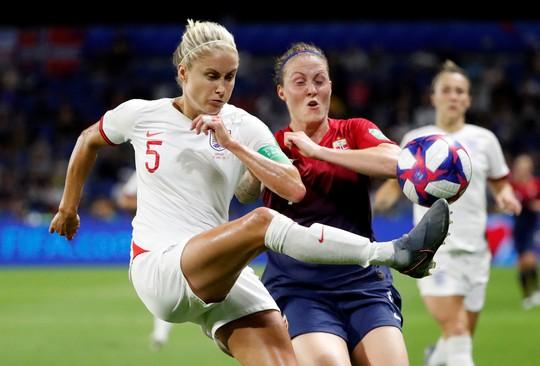 Thắng Na Uy 3 sao, tuyển Anh vào bán kết World Cup nữ 2019 - Ảnh 2.