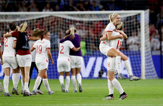 Thắng Na Uy 3 sao, tuyển Anh vào bán kết World Cup nữ 2019 - Ảnh 7.