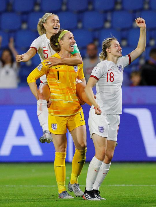 Thắng Na Uy 3 sao, tuyển Anh vào bán kết World Cup nữ 2019 - Ảnh 5.