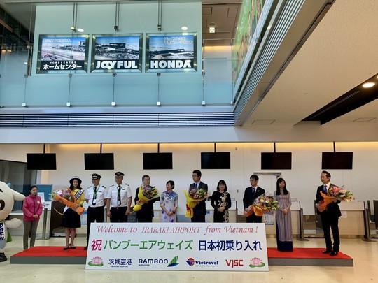 Bamboo Airways đẩy mạnh chuỗi hoạt động xúc tiến thương mại tại Nhật Bản - Ảnh 1.