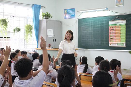 Nâng cao chất lượng bán trú tiểu học bằng phần mềm - Ảnh 3.