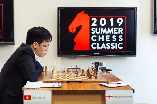 ĐKT Lê Quang Liêm đăng quang giải Summer Chess Classic tại Mỹ - Ảnh 3.