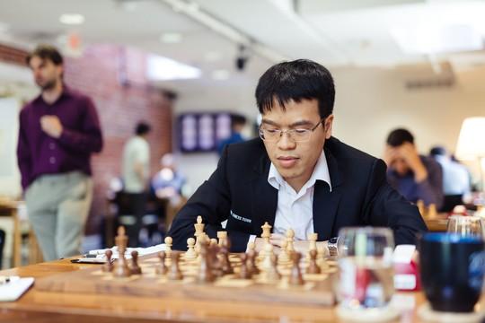 ĐKT Lê Quang Liêm đăng quang giải Summer Chess Classic tại Mỹ - Ảnh 1.