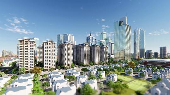 Khu đô thị Thanh Hà Mường Thanh: Không gian sống lý tưởng cho mọi gia đình - Ảnh 1.