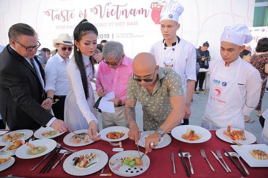 """Cuộc thi """"Taste Of Vietnam: Tôm Bạc Liêu – Hương vị Việt Nam"""" tại FLC Hạ Long - Ảnh 10."""