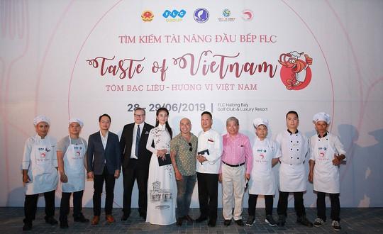 """Cuộc thi """"Taste Of Vietnam: Tôm Bạc Liêu – Hương vị Việt Nam"""" tại FLC Hạ Long - Ảnh 12."""