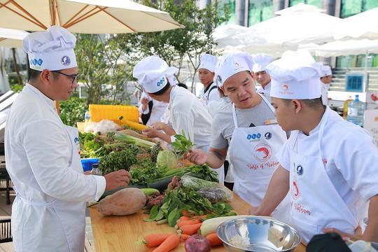 """Cuộc thi """"Taste Of Vietnam: Tôm Bạc Liêu – Hương vị Việt Nam"""" tại FLC Hạ Long - Ảnh 4."""