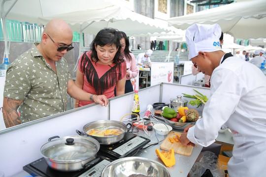 """Cuộc thi """"Taste Of Vietnam: Tôm Bạc Liêu – Hương vị Việt Nam"""" tại FLC Hạ Long - Ảnh 5."""