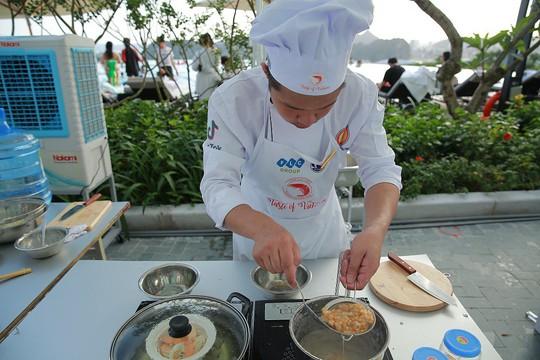 """Cuộc thi """"Taste Of Vietnam: Tôm Bạc Liêu – Hương vị Việt Nam"""" tại FLC Hạ Long - Ảnh 6."""