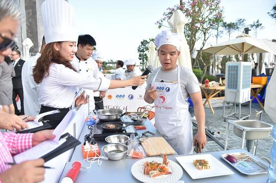"""Cuộc thi """"Taste Of Vietnam: Tôm Bạc Liêu – Hương vị Việt Nam"""" tại FLC Hạ Long - Ảnh 7."""