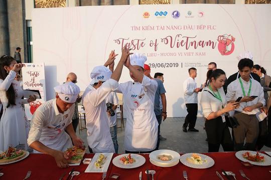 """Cuộc thi """"Taste Of Vietnam: Tôm Bạc Liêu – Hương vị Việt Nam"""" tại FLC Hạ Long - Ảnh 8."""