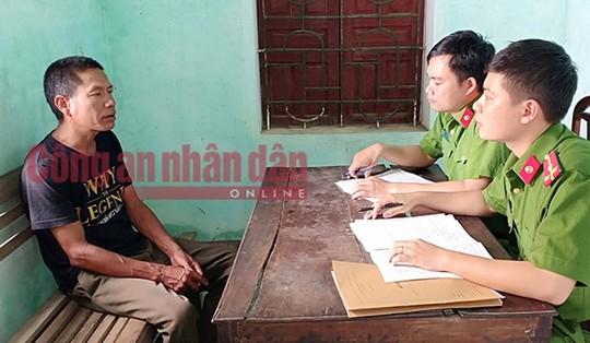 Bat nghi pham gay ra vu chay rung kinh hoang tai Ha Tinh
