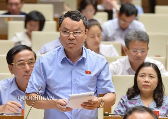 Đại biểu Nguyễn Hữu Cầu nói gì về phần trả lời chất vấn của Bộ trưởng Tô Lâm? - ảnh 3