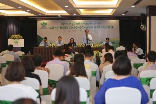 Nông dược HAI đẩy mạnh sản phẩm sinh học phục vụ phát triển nông nghiệp sạch - Ảnh 1.