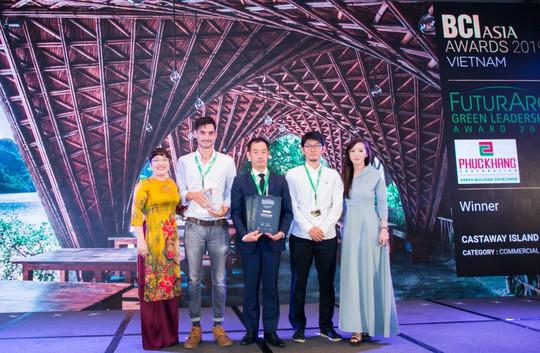 Phuc Khang Corporation lần thứ 3 liên tục được vinh danh Giải thưởng BCI Asia Awards - Ảnh 2.