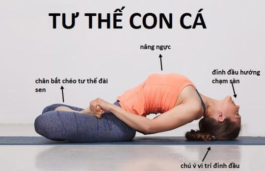 3 bài tập yoga buổi tối giúp giảm đau vai gáy nhanh chóng - Ảnh 3.