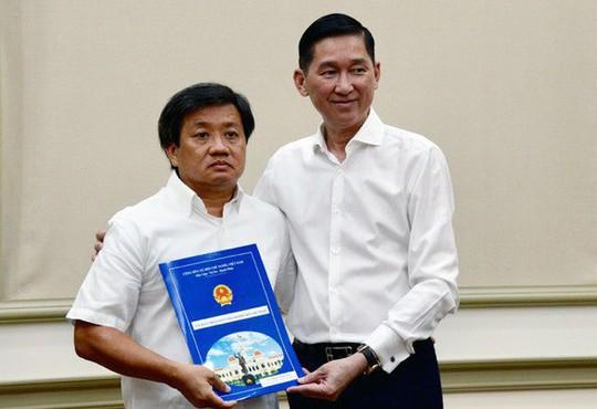 Điều động ông Đoàn Ngọc Hải làm phó Tổng giám đốc Tổng Công ty Xây dựng Sài Gòn - Ảnh 1.