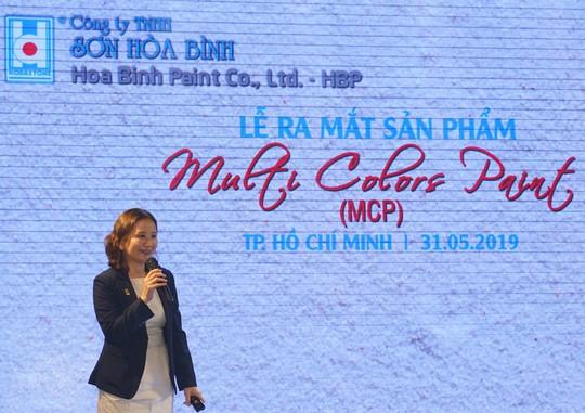 Công ty Sơn Hòa Bình ra mắt sản phẩm mới - Ảnh 1.