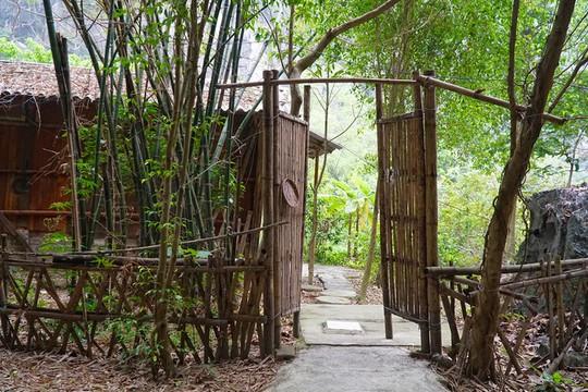 Homestay nằm ở thâm sơn cùng cốc Ninh Bình - Ảnh 3.