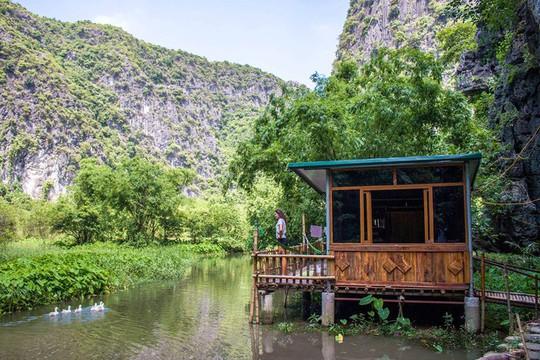 Homestay nằm ở thâm sơn cùng cốc Ninh Bình - Ảnh 5.