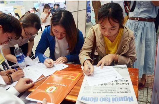 Ngày hội Việc làm tại Đại học Duy Tân: Hàng ngàn cơ hội việc làm đang chờ ứng viên - Ảnh 3.