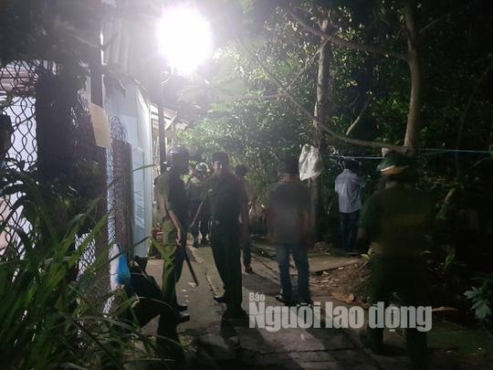 Khong che nguoi chong nghi ngao da dam vo trong thuong
