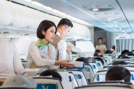 Chuyến bay đặc biệt của Bamboo Airways khởi đầu hành trình bay Xanh - Ảnh 7.