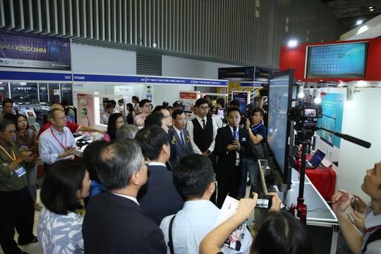 Taiwan Excellence mang công nghệ đột phá đến ICT COMM 2019 - Ảnh 1.