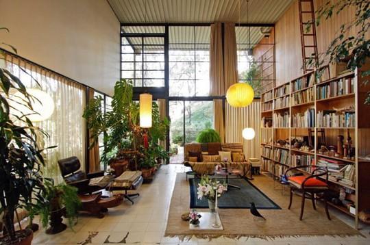 Phòng khách mang phong cách thập niên 50 - Ảnh 7.