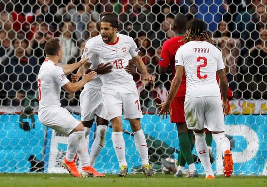 Người hùng Ronaldo đưa Bồ Đào Nha vào chung kết Nations League - Ảnh 3.