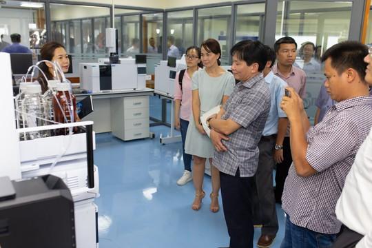 Khai trương Trung tâm Nghiên cứu và Đào tạo - Indochina Center of Excellence - Ảnh 1.