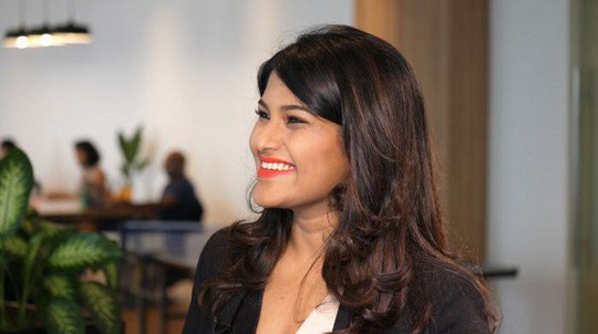 Nữ CEO 27 tuổi chia sẻ kinh nghiệm thành lập start-up triệu đô - Ảnh 1.