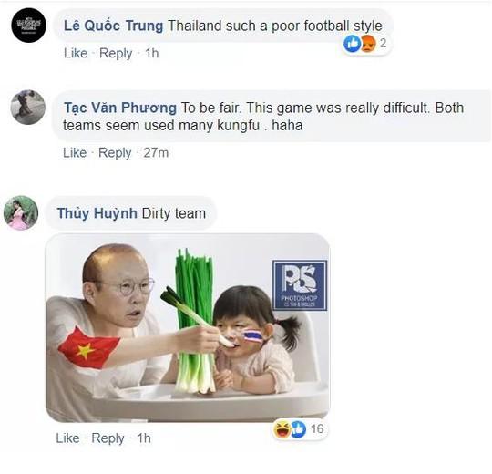 NHM Việt Nam điên tiết vì hành động xấu chơi của Thái Lan - Ảnh 3.