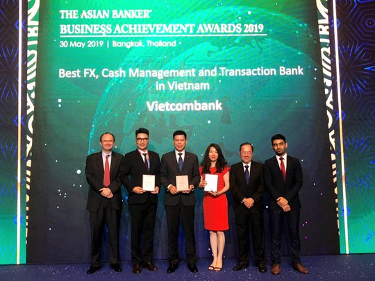 The Asian Banker vinh danh Vietcombank - Ảnh 1.