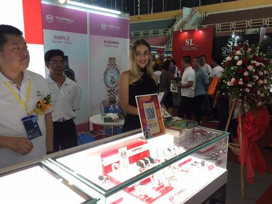 Doanh nghiệp Trung Quốc muốn chuyển nhà máy đồng hồ sang Việt Nam