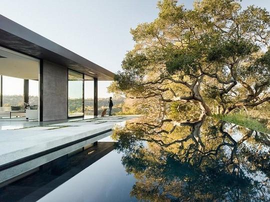 Nằm ở hẻm núi, ngôi nhà gây ngạc nhiên nhờ kết cấu đặc biệt - Ảnh 3.