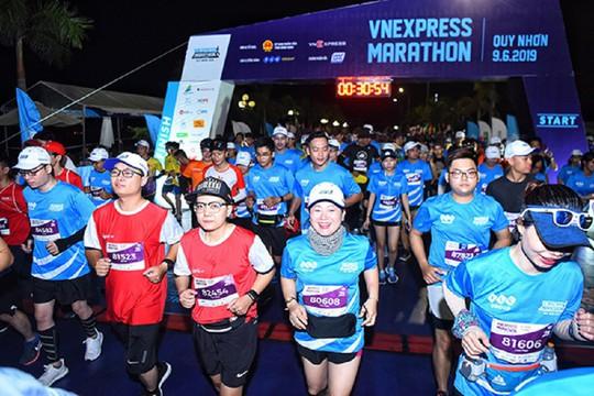 VnExpress Marathon 2019 khuấy động thành phố biển Quy Nhơn - Ảnh 2.