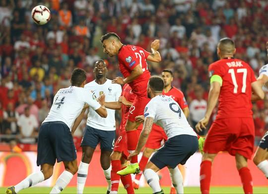 Sốc: Thổ Nhĩ Kỳ quật ngã nhà vô địch World Cup ở vòng loại Euro - Ảnh 4.