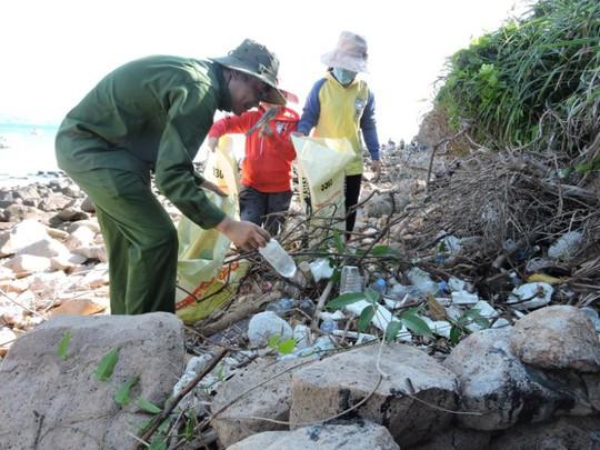 Tuyên chiến với rác thải nhựa - Ảnh 3.