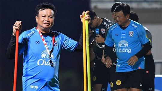 HLV Thái Lan phải xin lỗi NHM, có nguy cơ bị sa thải - Ảnh 1.