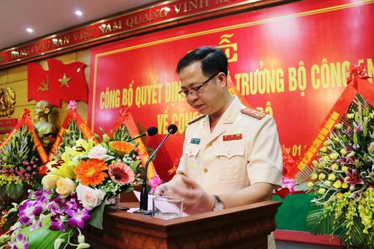 Phó Chánh thanh tra Bộ Công an được bổ nhiệm làm Giám đốc Công an tỉnh Quảng Bình - ảnh 2