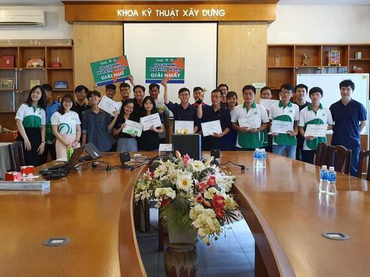 Sinh viên hào hứng tham gia cuộc thi HCMC Mapathon 2019 - Ảnh 1.