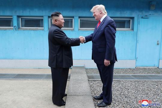 Thượng đỉnh Mỹ - Triều lần 3: Lịch sử hay sô diễn? - Ảnh 1.