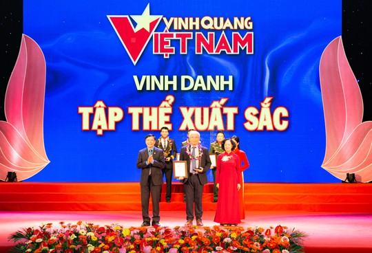 Tập đoàn TH: Doanh nghiệp tư nhân duy nhất được vinh danh tại Vinh quang Việt Nam 2019 - Ảnh 1.