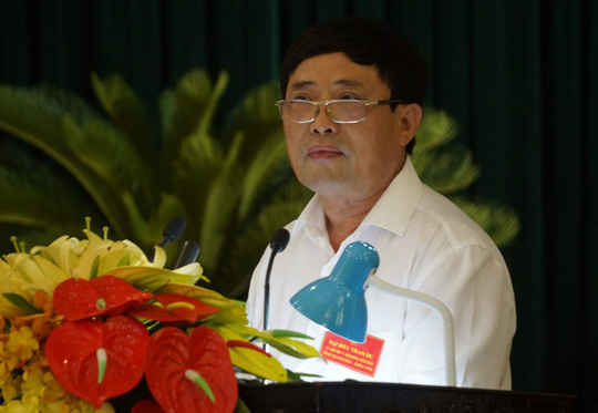 Vụ giám đốc sở lạc đề: Không đồng ý với ý kiến Chủ tịch tỉnh Thanh Hóa nói thời gian quá ngắn - Ảnh 3.