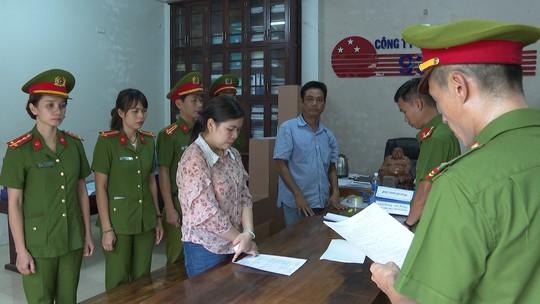 Bat them 5 bi can trong vu an hop thuc hoa cat lau tai Thua Thien - Hue
