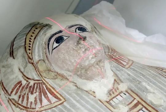 Bí ẩn mái tóc người đàn bà vẫn đen mượt dù đã chết 3.000 năm - Ảnh 1.